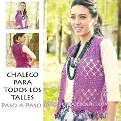 chaleco crochet para mujer abierto con botones paso a paso como se teje abrigo de mujer con ganchillo crochet