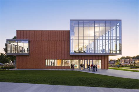 design center architects engineers consultants weiss manfredi s kent state center for architecture
