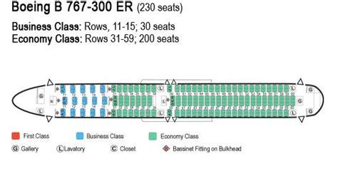 boeing 737 300 plan si鑒es boeing 767 300 seat map boeing 767 300 300er seating