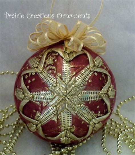 Quilted Ornaments - 241 best images about quilted ornaments on