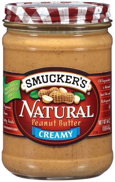 best peanut butter peanut butter 36 top brands ranked for nutrition eat