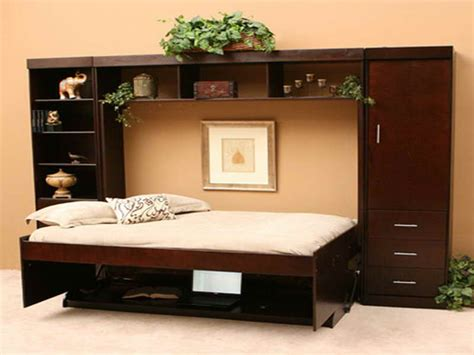murphy bed chicago bloombety cool designs murphy bed with ornamental plants