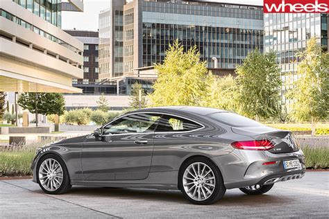 2016 mercedes c class coupe pricing revealed wheels