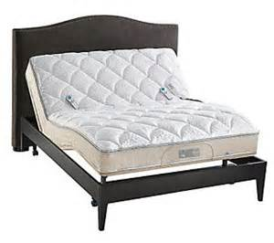 Sleep Number Beds And Prices Sleep Number Icon 10 Adjustable Bed Set Qvc