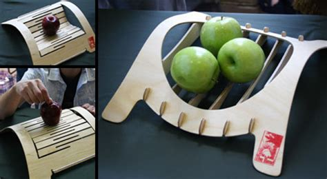 The Bend Fruit Bowl It Or It by 17 Beautiful And Creative Fruit Bowls