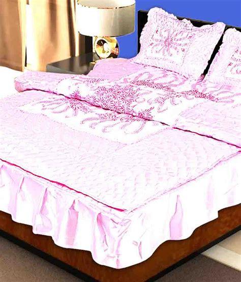 plain pink comforter rangistaan pink satin plain bedding set buy rangistaan