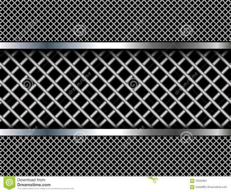 grid pattern svg background metallic grid pattern stock vector image
