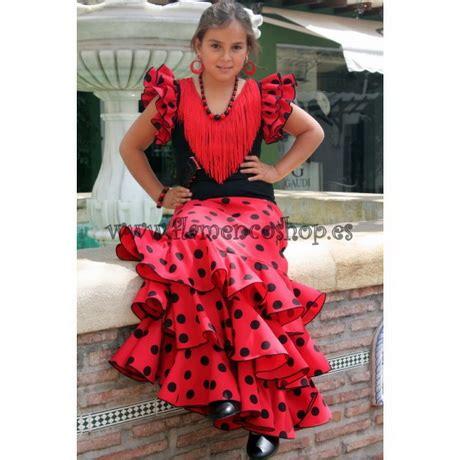 Robe Espagnole Flamenco Fille - robe espagnole fille
