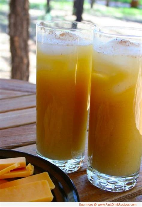 Liquid Hawaiian Cocktal tropical drink recipe painkiller 2 4 oz of pusser s rum 4 oz pineapple juice 1 oz of