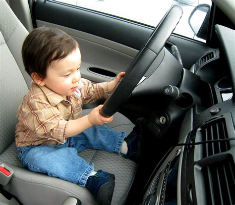 drive baby putting kids back in their place car seat usage on