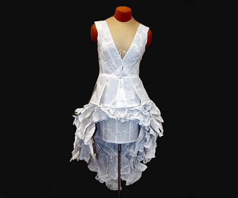 Clothes Out Of Paper - 25 creative dresses made from paper antsmagazine