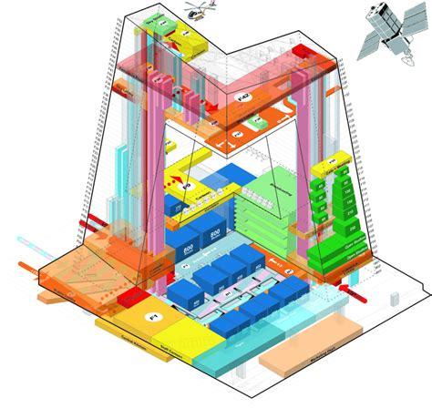 Small Office Floor Plan Cctv Headquarters