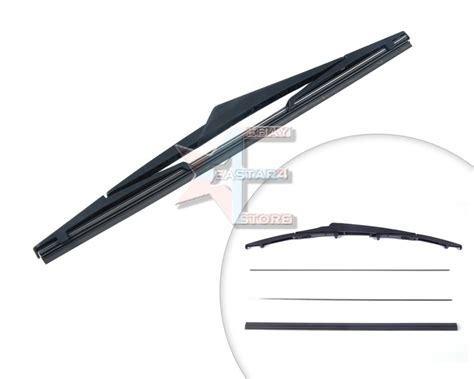 2012 Kia Optima Windshield Wiper Size 12 Quot Rear Window Windshield Wiper Blade For Kia