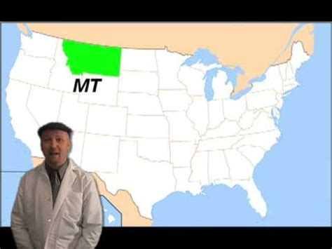 States That Begin With The Letter M