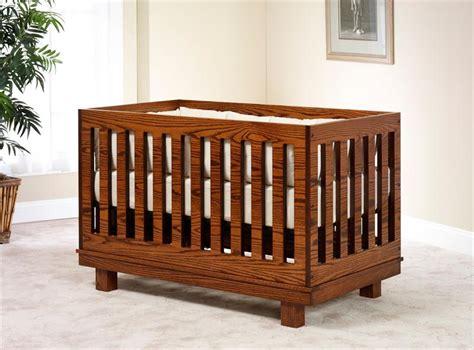 Mothercare Set 2in1 Green oak crib solid wood oak crib navy polka dot crib