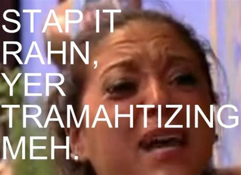 Jersey Shore Meme - image 171271 stawp it rahn know your meme