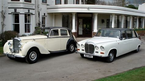 Wedding Car West Sussex by Classic Bentley Wedding Car Hire In Chichester West Sussex