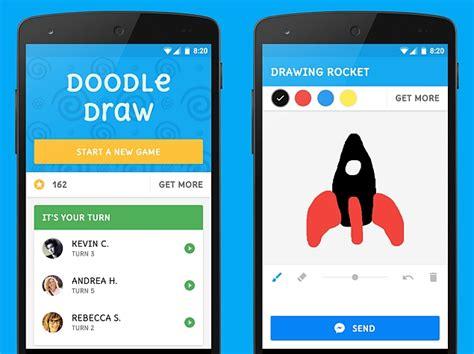 doodle draw on messenger messenger gets its doodle draw