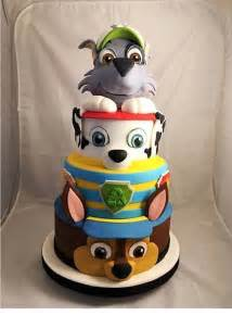 25 paw patrol birthday cake ideas