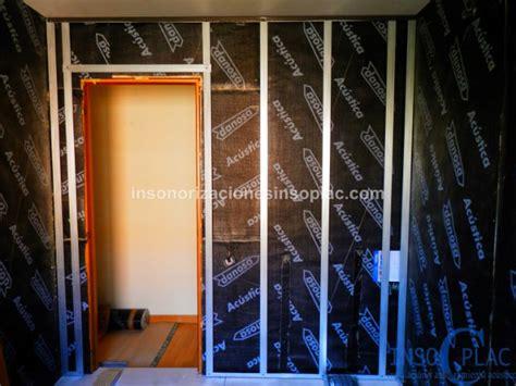 insonorizar techo habitacion insonorizaci 243 n para m 250 sicos insoplac