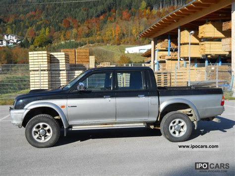 mitsubishi truck 2000 accord fiat mitsubishi pick up release date price and specs