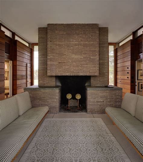 mid century fireplace mid century modern fireplaces home design