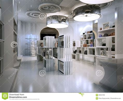 Luxury Shop Interior by Luxury Store Interior Design Deco Style With Hints Of