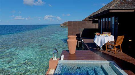 appartment holidays deluxe water villen malediven unterkunft auf den malediven