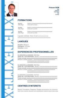 Cv Exemplaires by Exemple De Cv Original 224 T 233 L 233 Charger Gratuit Au Format Word