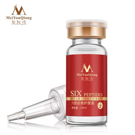 Collagen Wajah meiyanqiong serum wajah anti aging collagen 10ml jakartanotebook