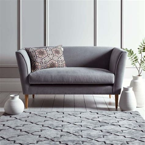 small two seater sofa 25 best ideas about small sofa on small