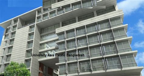 Asian Bangladesh Mba Cost by Asia Pacific Dhaka Admission Information