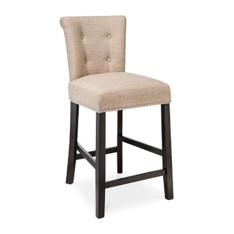Target Bar Stool Threshold Scrollback With Nailhead 24 Quot Counter Target