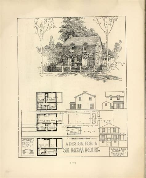 1920s floor plans 1000 images about vintage house plans 1920s on pinterest