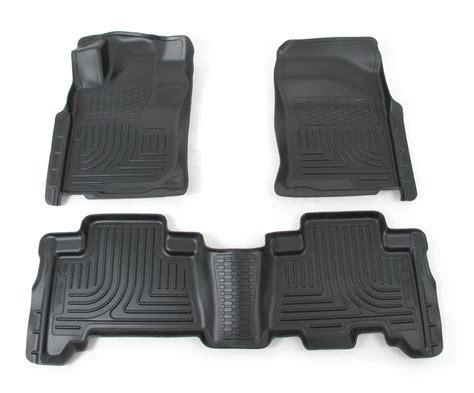2011 Toyota 4runner Floor Mats husky liners floor mats for toyota 4runner 2011 hl98571