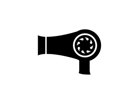 Hair Dryer Icon image gallery dryer icon