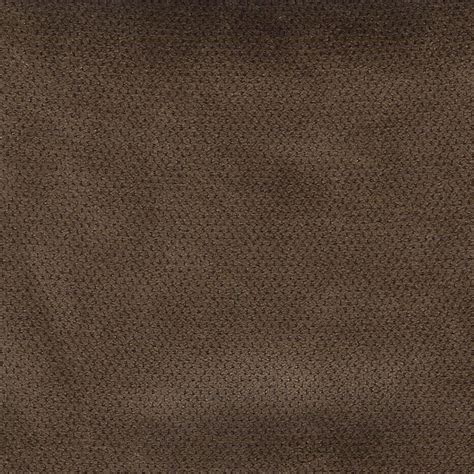 chocolate faux suede upholstery fabric by the yard by