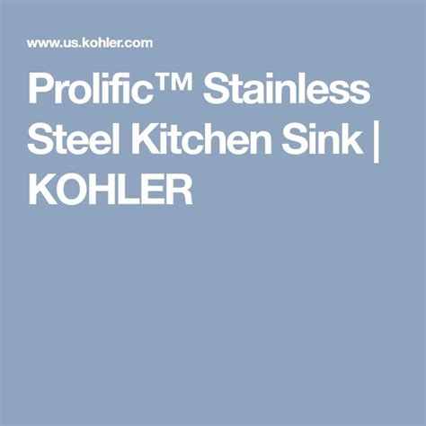 prolific stainless steel kitchen sink best 25 stainless steel sinks ideas on