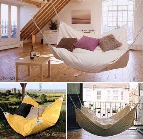 a bean baghammock hybrid bean bag hammock bed crafts to do bean bag