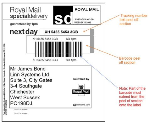 Royal Mail Address Lookup 1kg To 20kg Royal Mail Next Day Signed 4 Parcel Courier Delivery