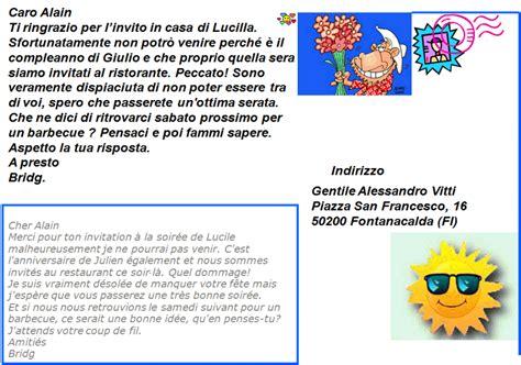 Modèle Gratuit De Lettre D Invitation à Une Conférence Dialogue Lettre Pour D 233 Cliner Une Invitation Italien