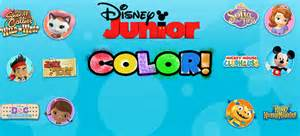 Treehouse Clubhouse - disney junior color disney junior channel