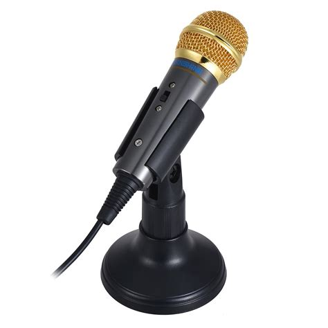 Smartphone Mini Mobile Karaoke Microphone For Iphone Android And Pct transhine pc 309 mini vocal instrument microphone portable handheld karaoke singing recording