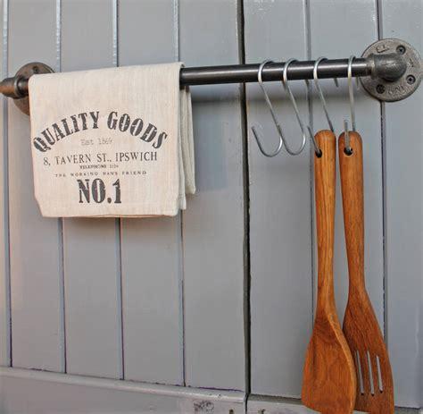 Kitchen Hooks Uk Industrial Kitchen Storage Rail M 246 A Design