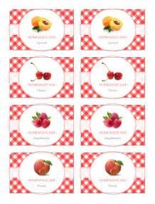 free sticker label templates etichette per marmellate da stare