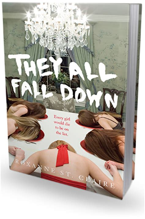 And They All Fall bookish lifestyle tour they all fall by
