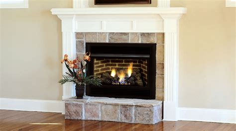 Gas Fireplace by Home Hearth Vent Free Gas Fireplaces