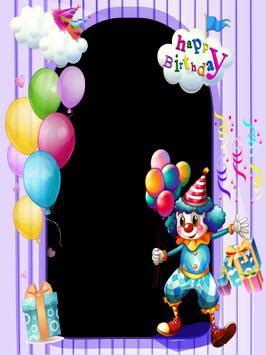 happy birthday frame maker  android apk