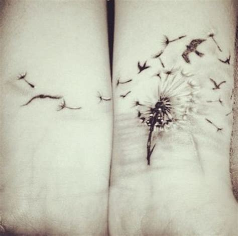 dandelion wrist tattoos 40 original dandelion designs