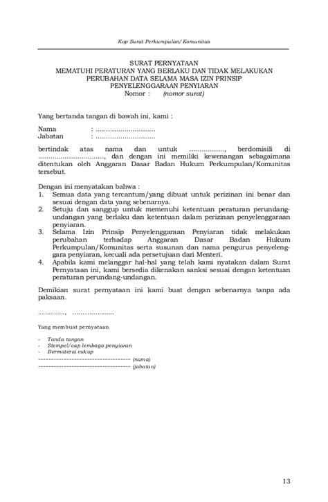 tata cara membuat surat keterangan sehat peraturan menteri kominfo no 28 tahun 2013 tentang tata